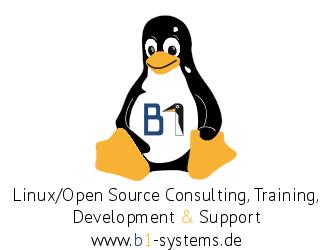 Logo B1 Systems